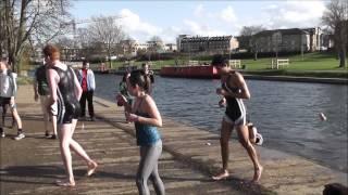 Cox Dunking Girton M2 - Lent Bumps 2012