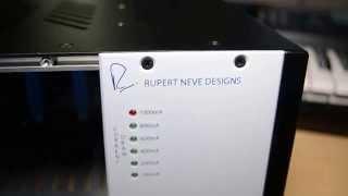 Rupert Neve Design R6 500 Series Rack Overview