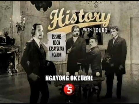 Ngayong Oktubre na! History with Lourd De Veyra
