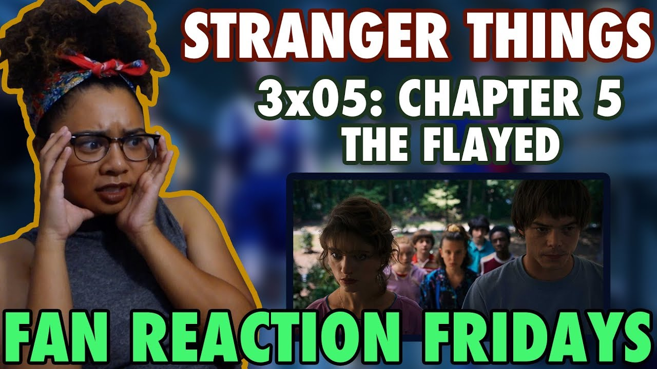 """Download Stranger Things Season 3 Episode 5: """"The Flayed"""" Reaction & Review