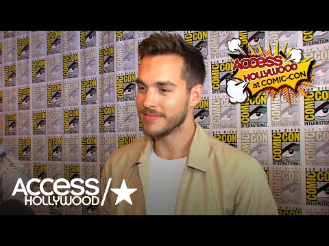 'Supergirl's' Chris Wood Talks Mon-El & What His Character Learned From Kara | Access Hollywood