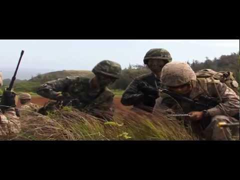 Major Amphibious Assault on Hawaii's Big Island - Exercise Rim of the Pacific 2012 - RIMPAC 2012
