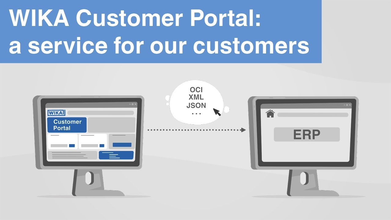 WIKA Customer Portal | A service for our customers