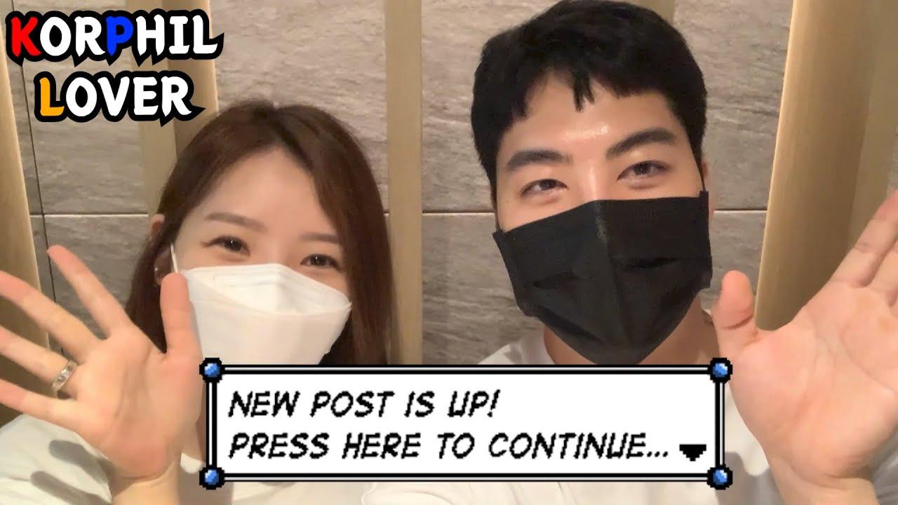 KorPhil Lover is Back (Thank you Philippines) Korean Reaction