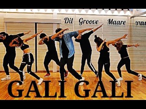 KGF Gali Gali Video Song | Neha Kakkar | Mouni Roy | Zumba Dance Routine | Dil Groove Maare