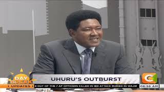 NEWS REVIEW | Uhuru's outburst