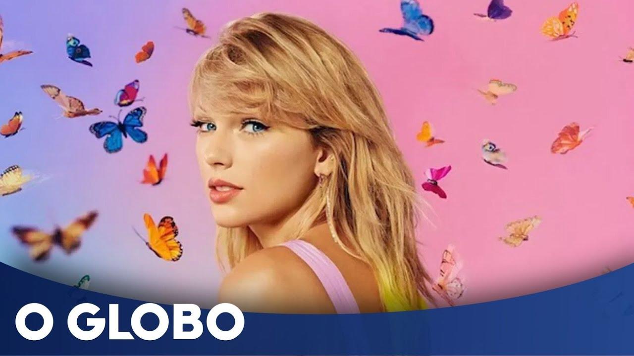 JORNAL O GLOBO - O amor em 'Lover', o novo disco de Taylor Swift