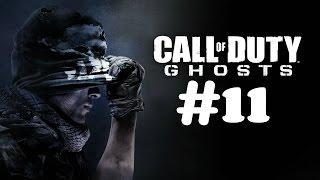 """""""Call of Duty: Ghosts"""" Veteran walkthrough [60FPS], Mission 11 - Atlas Falls"""