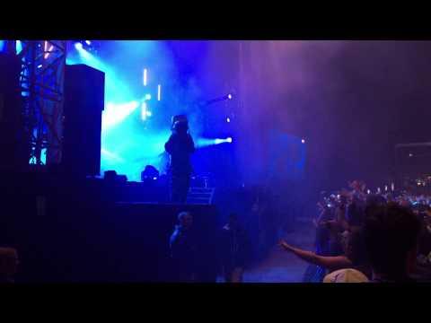 Faithless Live 40e Paléo Festival Nyon