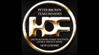 Peter Brown - Tearz (Oscar Aguilera, Guille Placencia & George Privatti Remix)
