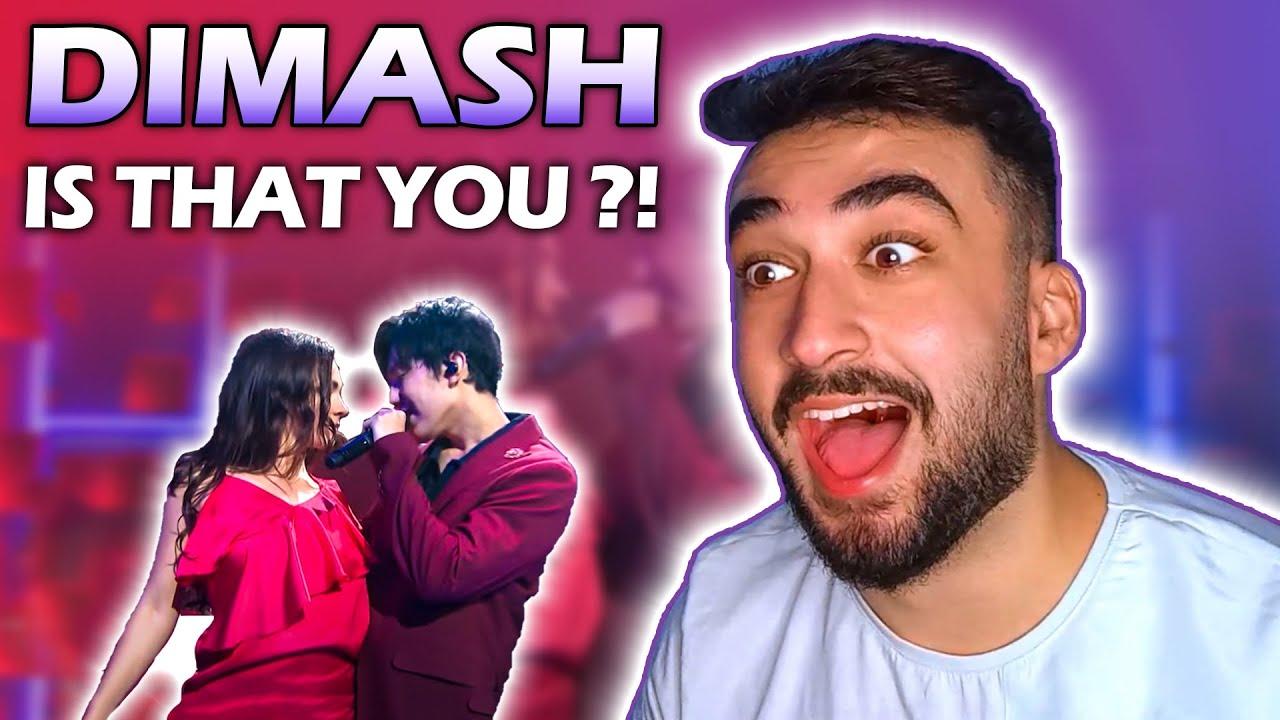WAIT WAIT!! Dimash - Give Me Your Love 2021   REACTION
