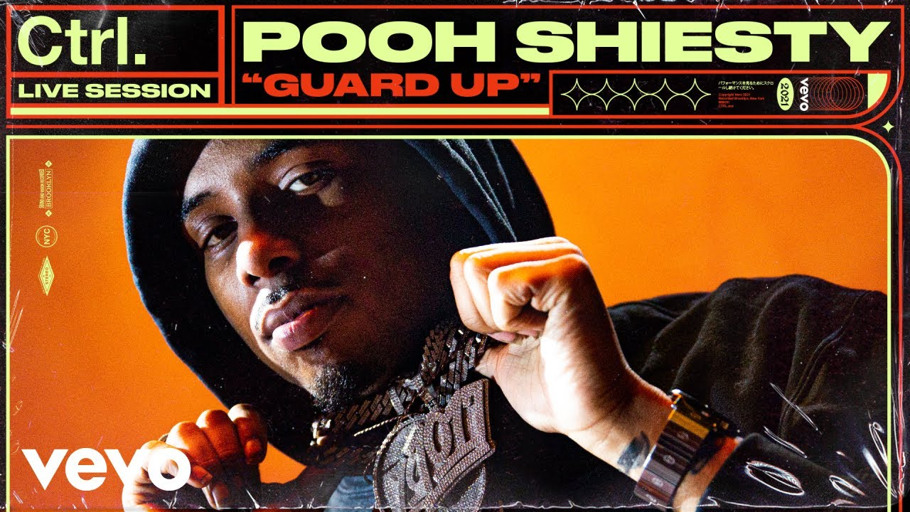 Pooh Shiesty - Guard Up (Live Session) | Vevo Ctrl