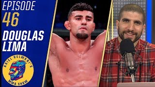 Douglas Lima: 50 Cent didn't look happy after I KO'd MVP | Ariel Helwani's MMA Show