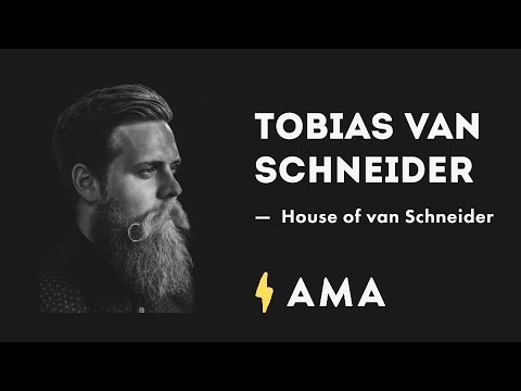 Ask-me-anything with Tobias van Schneider (Art Director & Lead Product Designer at Spotify USA)