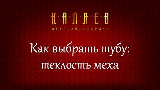 Как выбрать шубу: теклость меха(Как выбрать шубу? http://fursk.ru – удовольствие от покупок. Здесь шикарные меховые, кожаные изделия от меховой..., 2014-10-16T13:39:27.000Z)