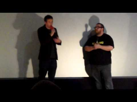 Attack The Block - Q&A with Joe Cornish & Nick Frost