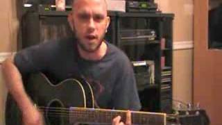 Staind - Epiphany - Acoustic Cover by JD Whitty *please comment & rate!!*