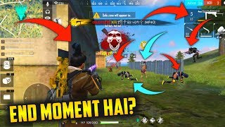 End Moment Game AWM Missing Shot - Garena Free Fire
