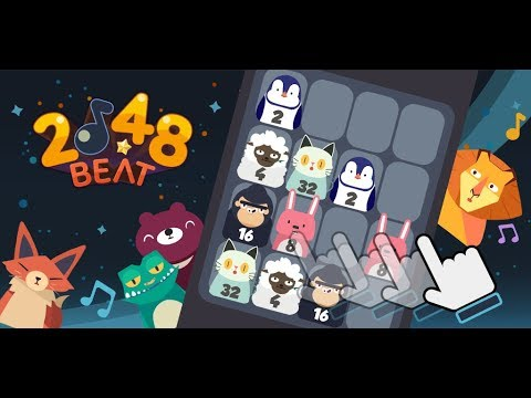 ApkMod1.Com 2048 BEAT v1.0.8.58 + MOD (Mod Money) download free Android Game Music