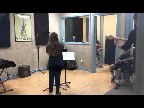 Eye of the Tiger - Garage Band 101 @ Denton Music Academy
