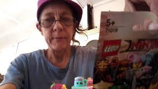 LEGO Ninjago blind bag .  Part 2