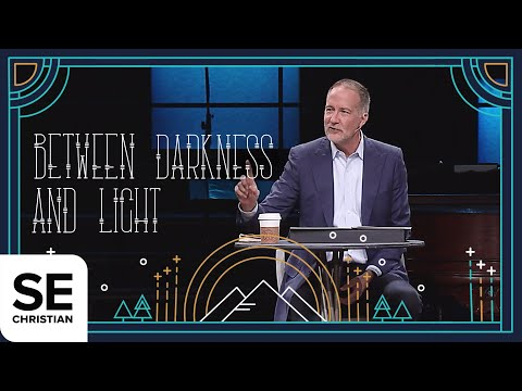 Advent: Living in Between | Between Darkness and Light