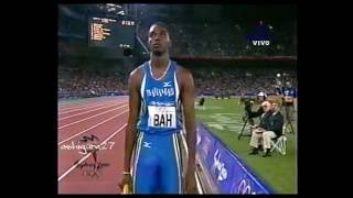 Sydney 2000   Olympic Game 4 x400m  Finals