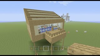 Building Stampy's House [1] - Bedroom - Part 1 Of 2