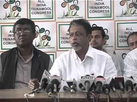 Mukul Roy  Press announcement
