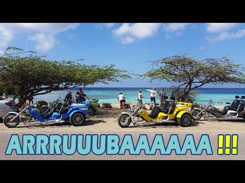 ARUBA IS A PARADISE ON EARTH