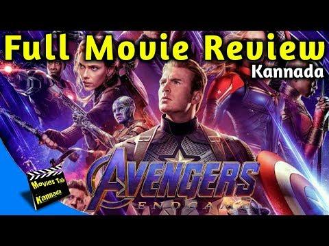 avengers-endgame-|-full-movie-review-|-kannada