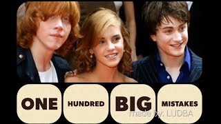 harry potter 100 big mistakes part 2  | Harry potter novel series, harry potter movies, harry potter