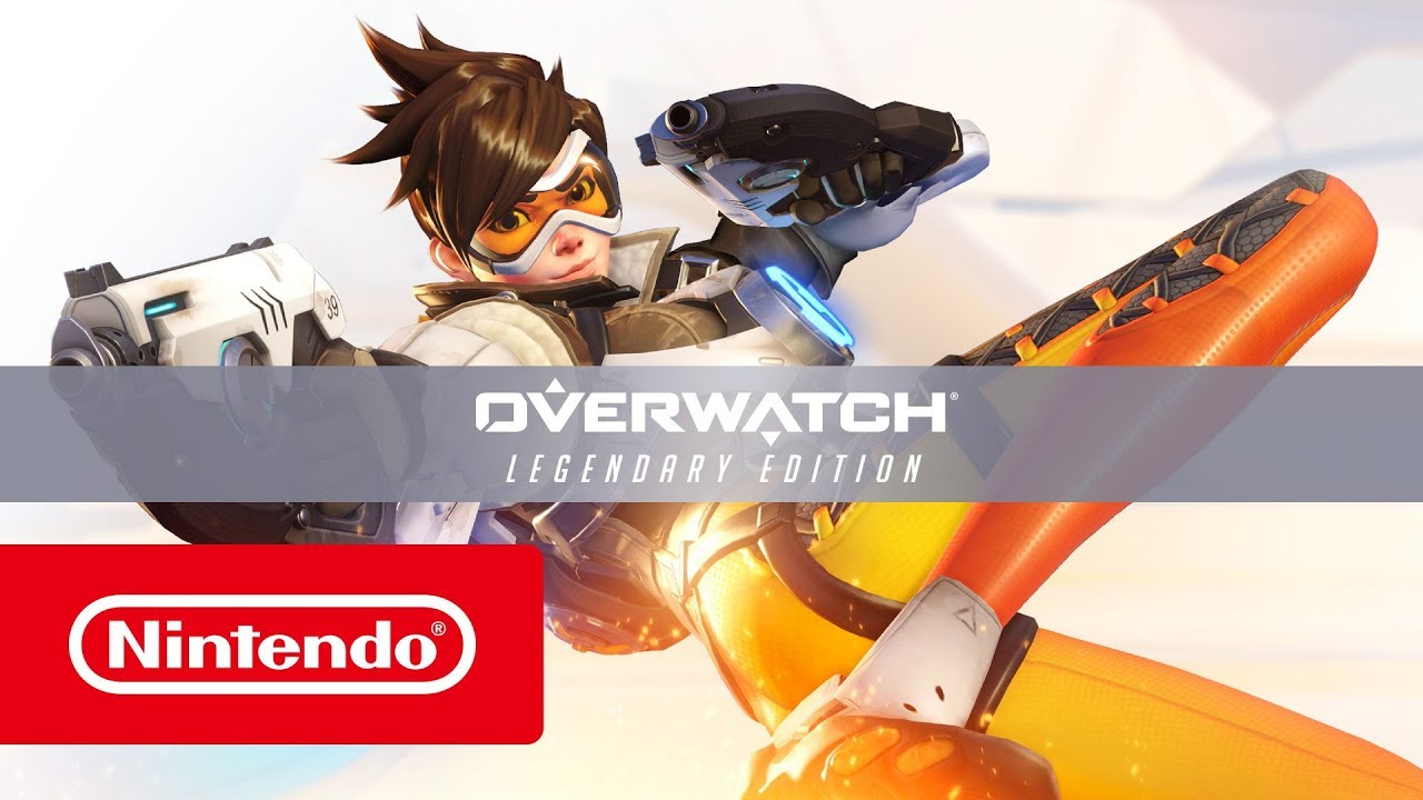 Overwatch Coming To Nintendo Switch In October, Physical