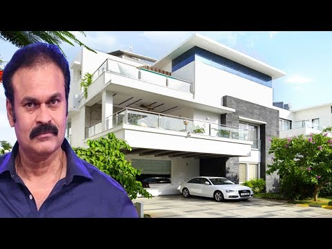 Nagendra Babu Luxury Life | Net Worth | Salary | Cars | House | Business | Family | Biography