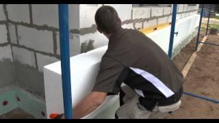 Утепление фасада пенополистиролом. Пошаговая инструкция (трейлер)(, 2015-05-25T14:43:22.000Z)
