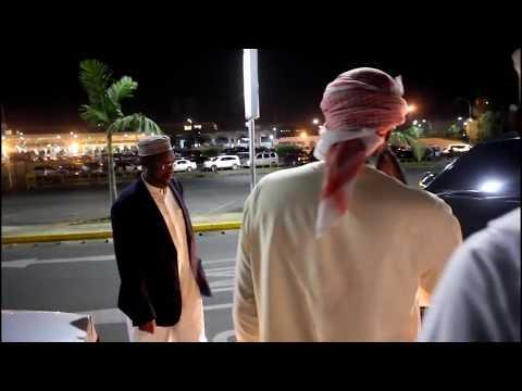 Welcoming Sheikh Mustafa Haji Ismail to Nairobi