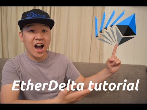 HOW TO: Use EtherDelta Exchange (In Under 5 Minutes)