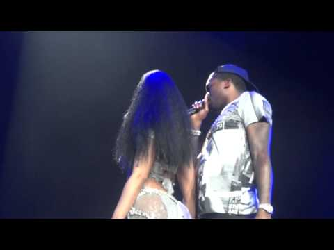 Eyes On You Nicki Minaj & Meek Mill Vancouver B.C