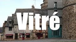 Vitré, Ille-et-Vilaine, Bretagne - 4K UHD - Virtual Trip