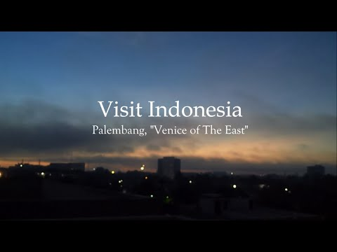 "Visit Indonesia : Palembang, ""Venice of The East"" (UBM XAVEGA)"