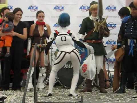 Premio al público - Rei Ayanami