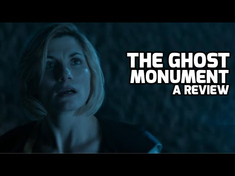 Reunion on Desolation! - Doctor Who: 'The Ghost Monument' Review