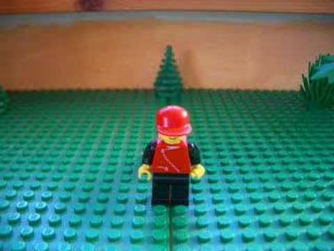 Lego Musikvideo Bounce System of a down