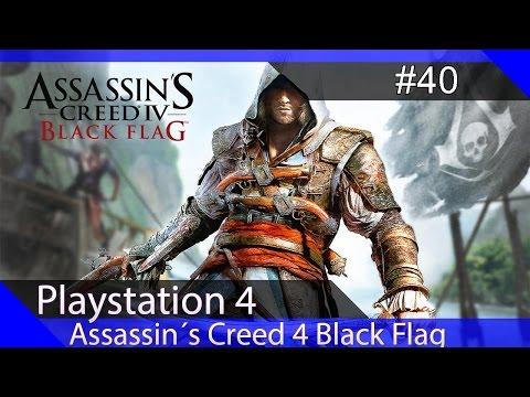 Walkthrough - Assassin's Creed 4 Black Flag #40 - Sequenz 12 - Royal Misfortune