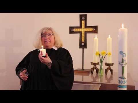 Videoandacht Ostermorgen 2020