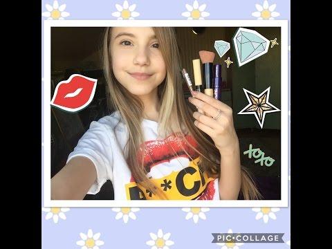 |Мой макияж в школу|