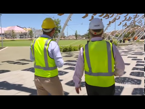 Perth Stadium Full Tour 2017