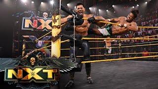 MSK vs. Legado del Fantasma: NXT Tag Team Championship Match: WWE NXT, June 1, 2021