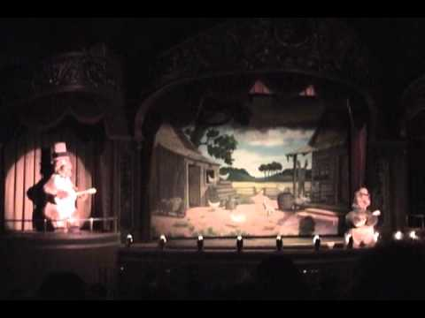 Magic Kingdom on February 28, 2011
