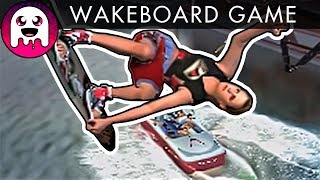 A Fun Wakeboarding Game | Let